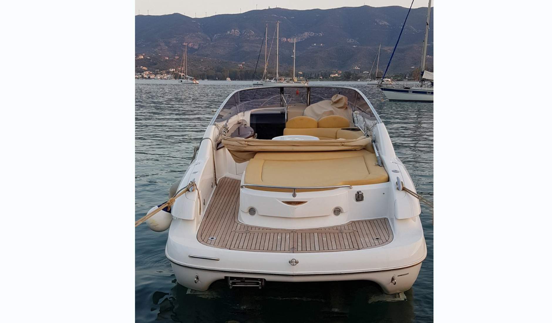 Sessa Marine S 32 Refit 2019 Фото № 4
