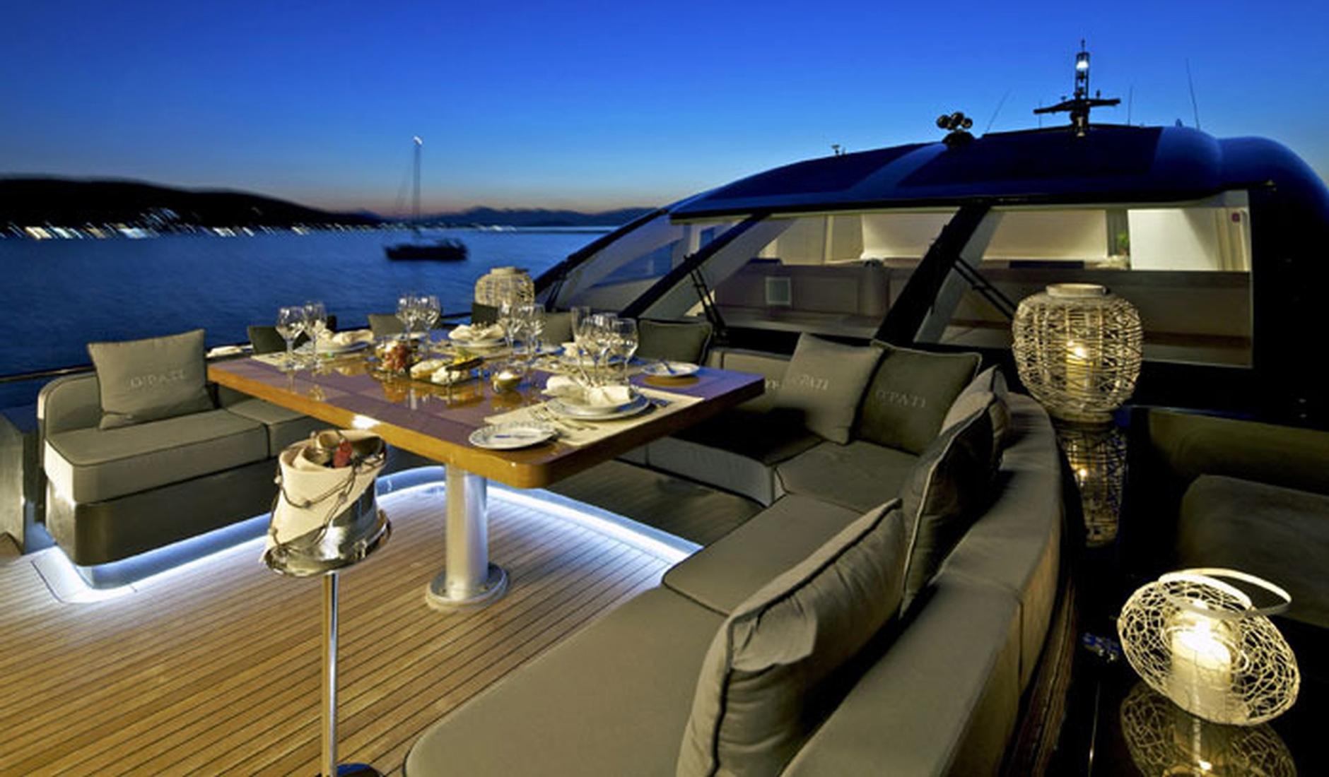 Golden Yachts 39m Фото № 5