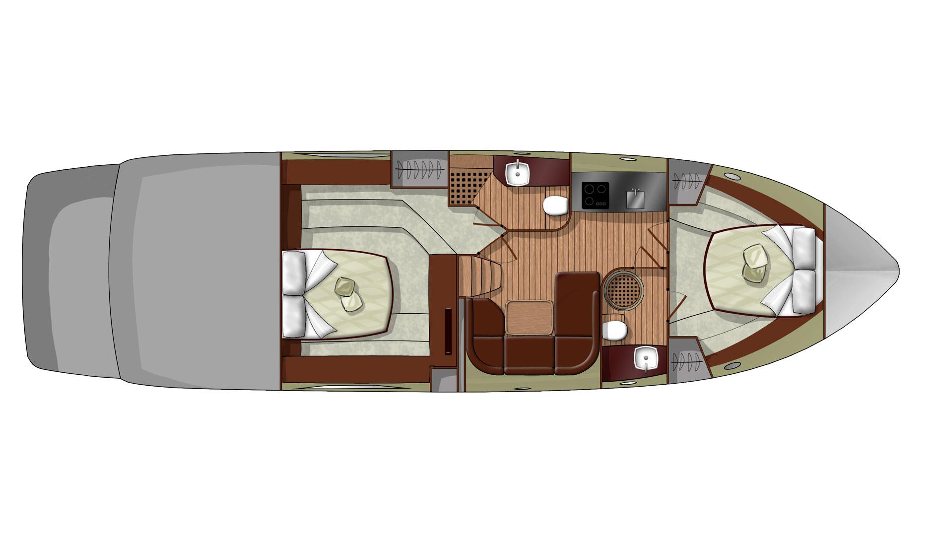 Купить Sessa Marine C 48