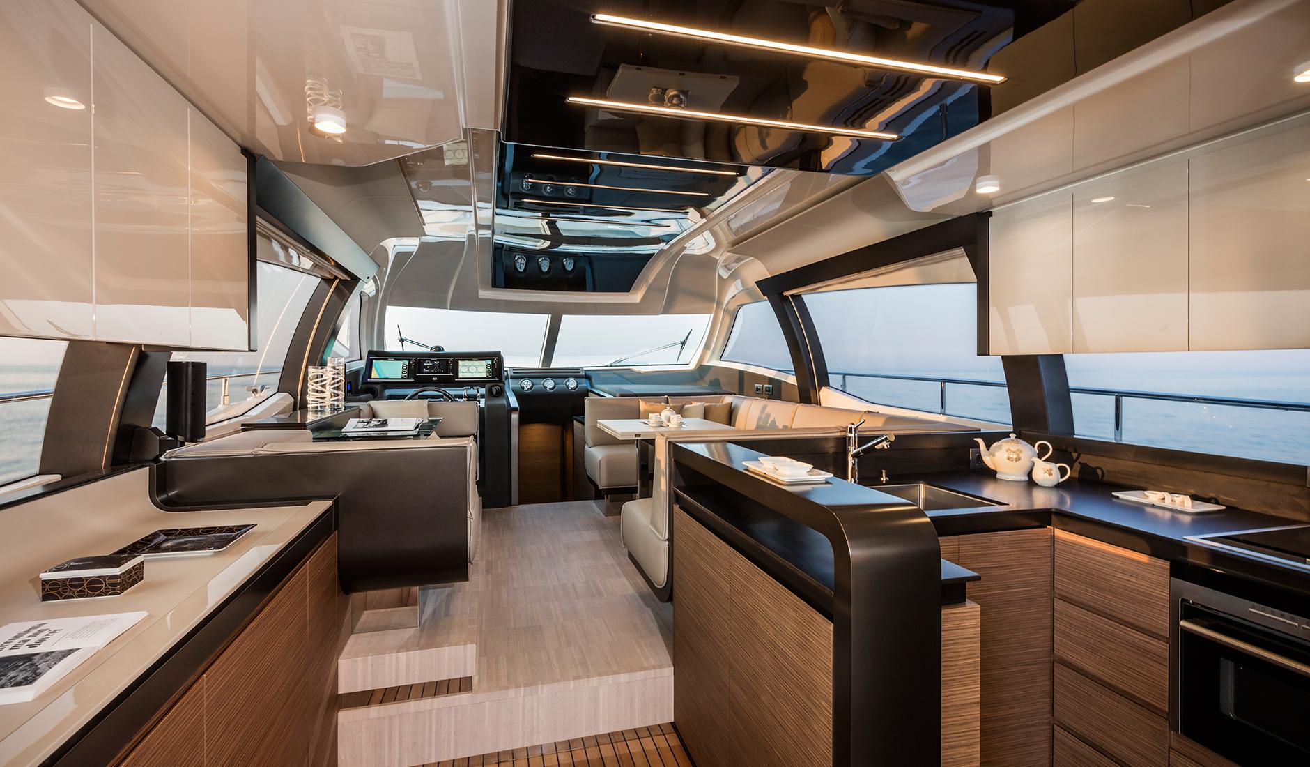 Ferretti Yachts 550 Фото № 4