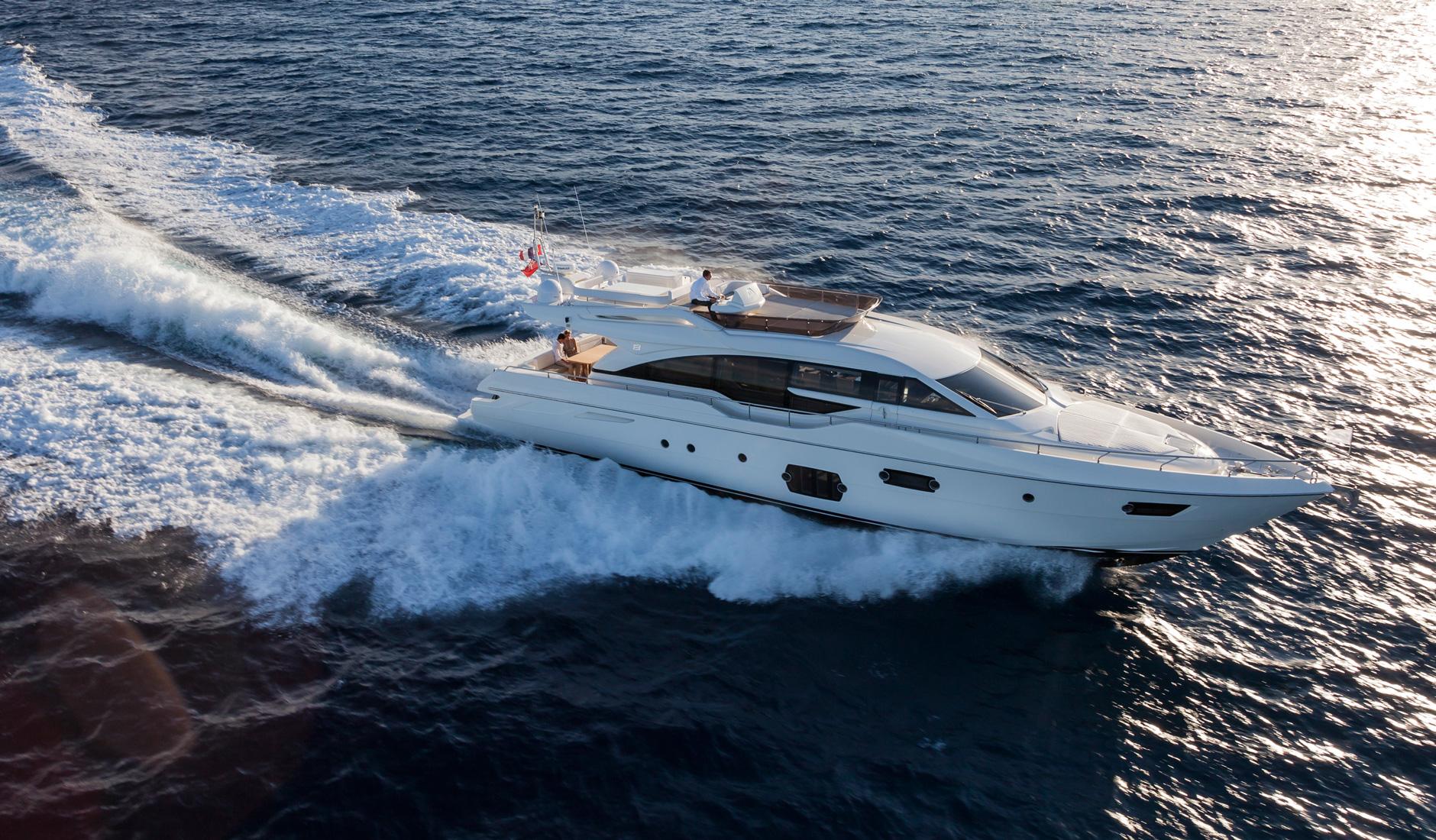 Ferretti Yachts 690 Фото № 3