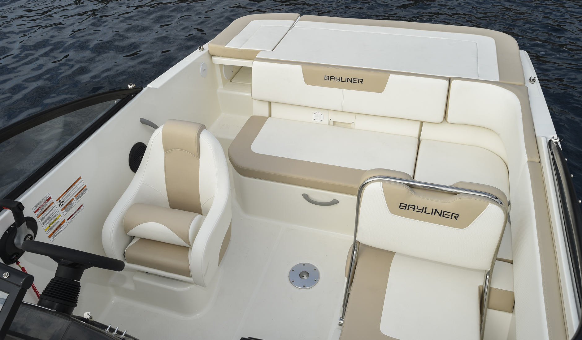Bayliner Cuddy VR5 Фото № 28