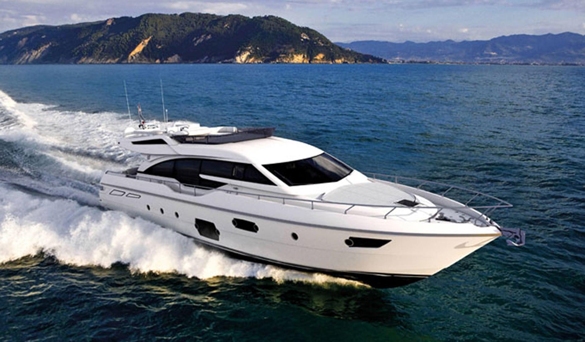 Ferretti Yachts 690 Фото № 5