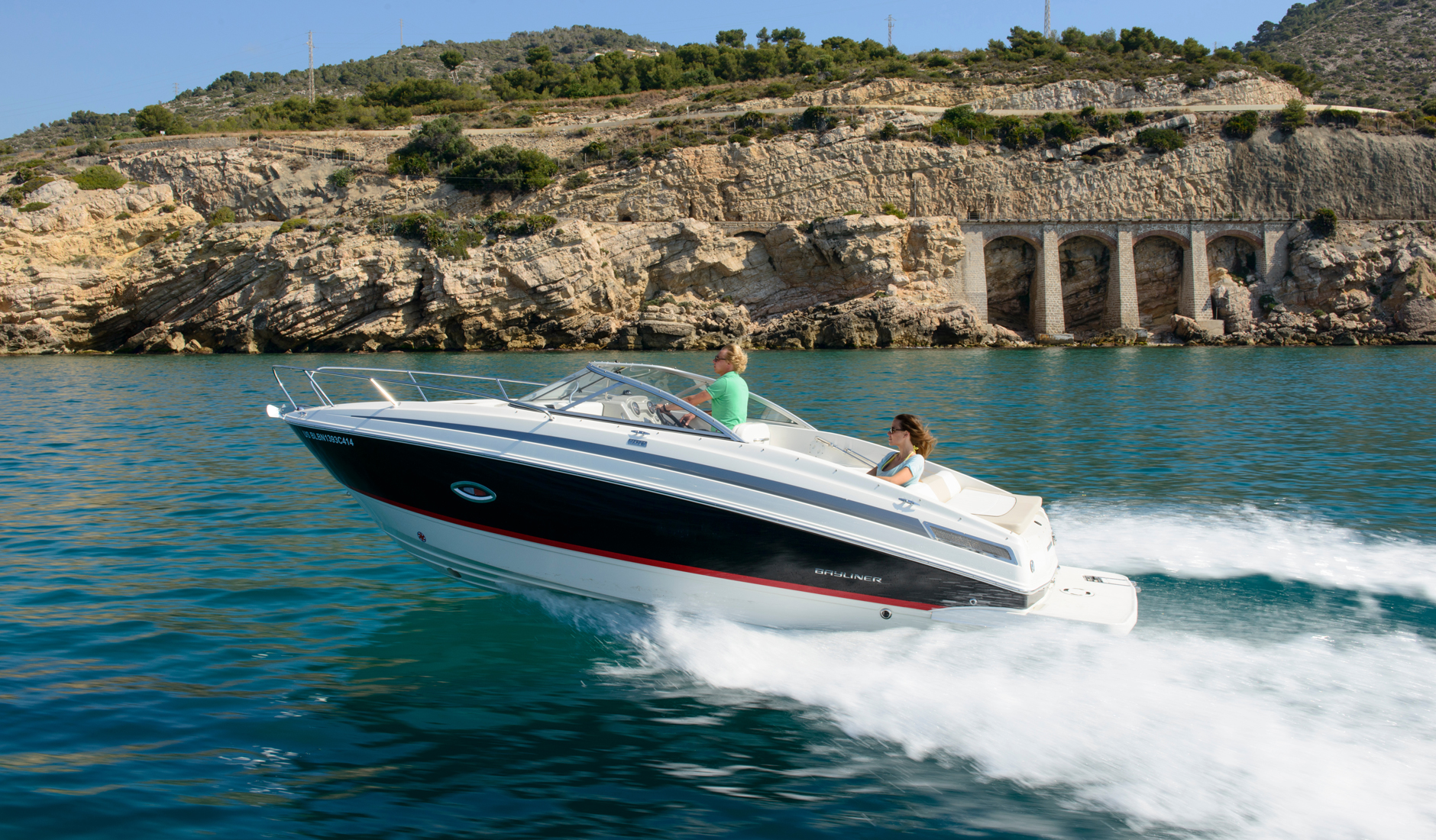 Bayliner Cuddy 742 R Фото № 4