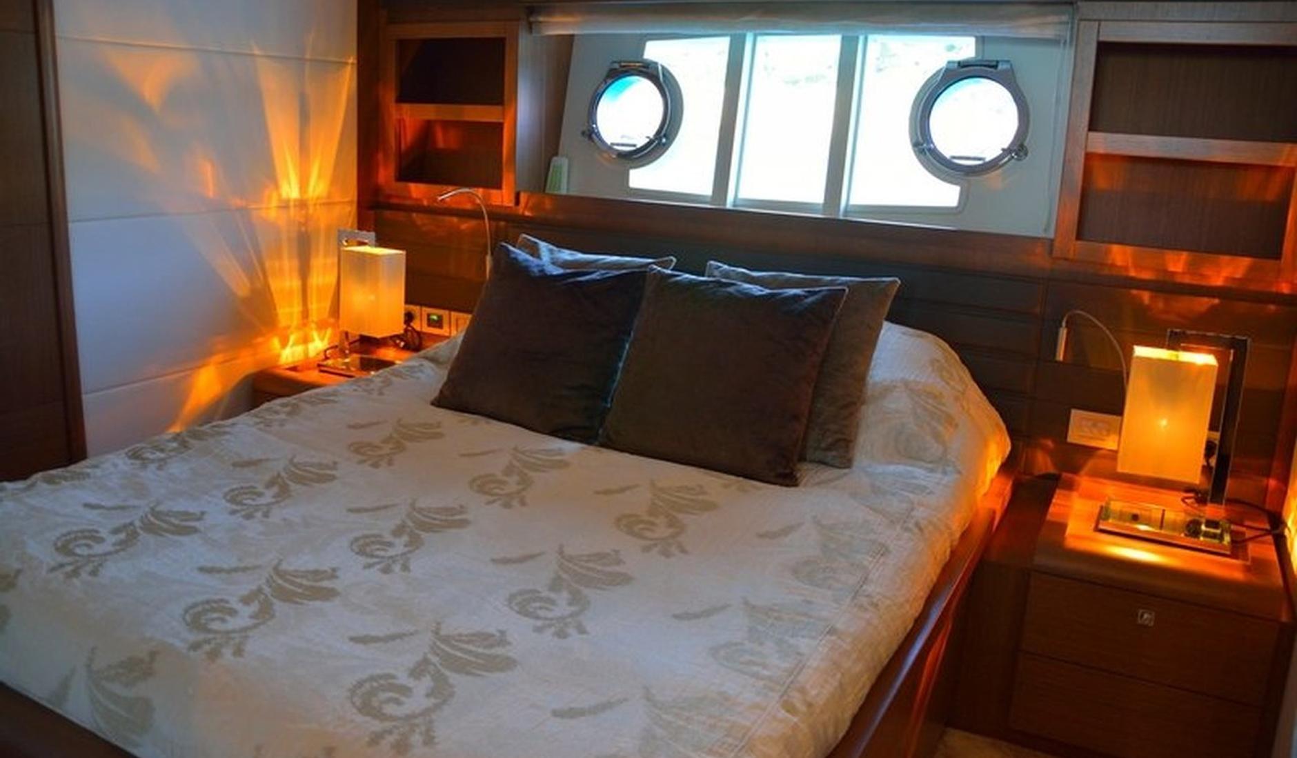 Ferretti Yachts 800 Фото № 6
