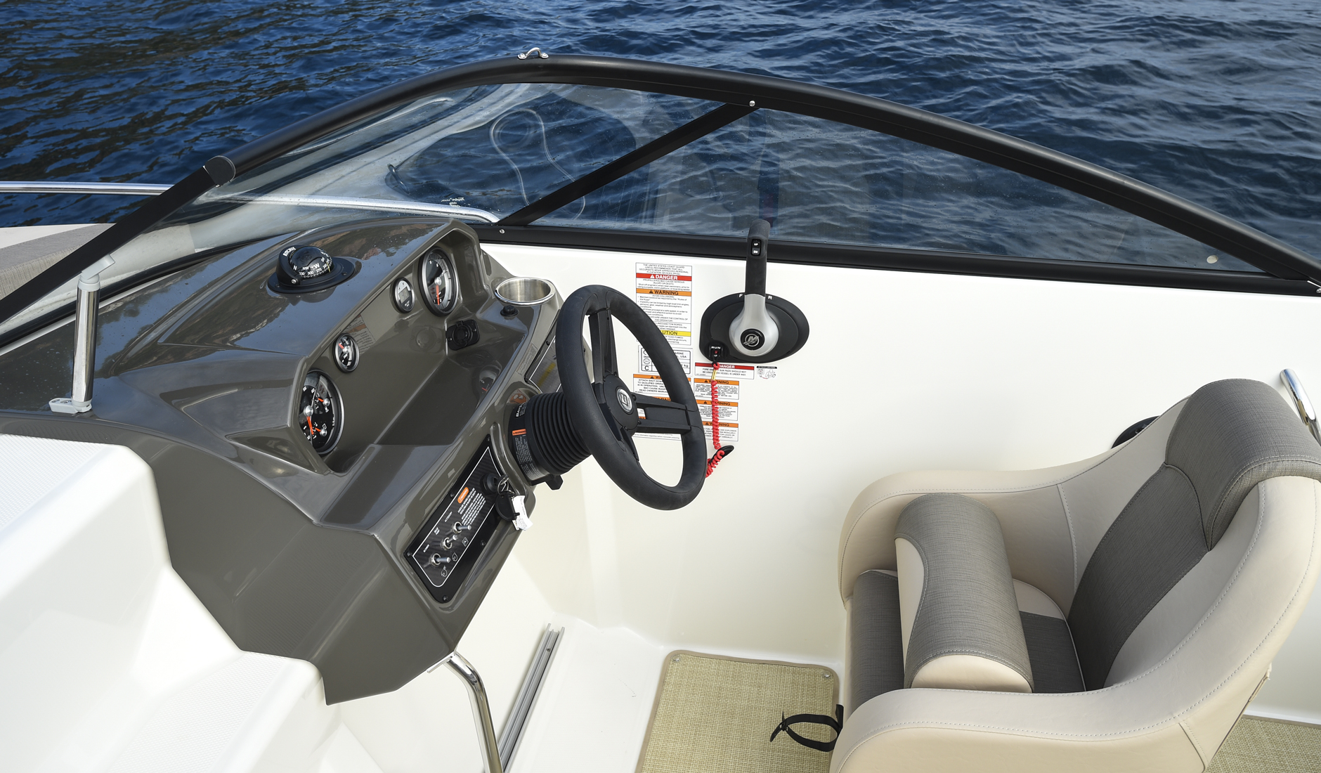 Bayliner Cuddy VR5 Фото № 11