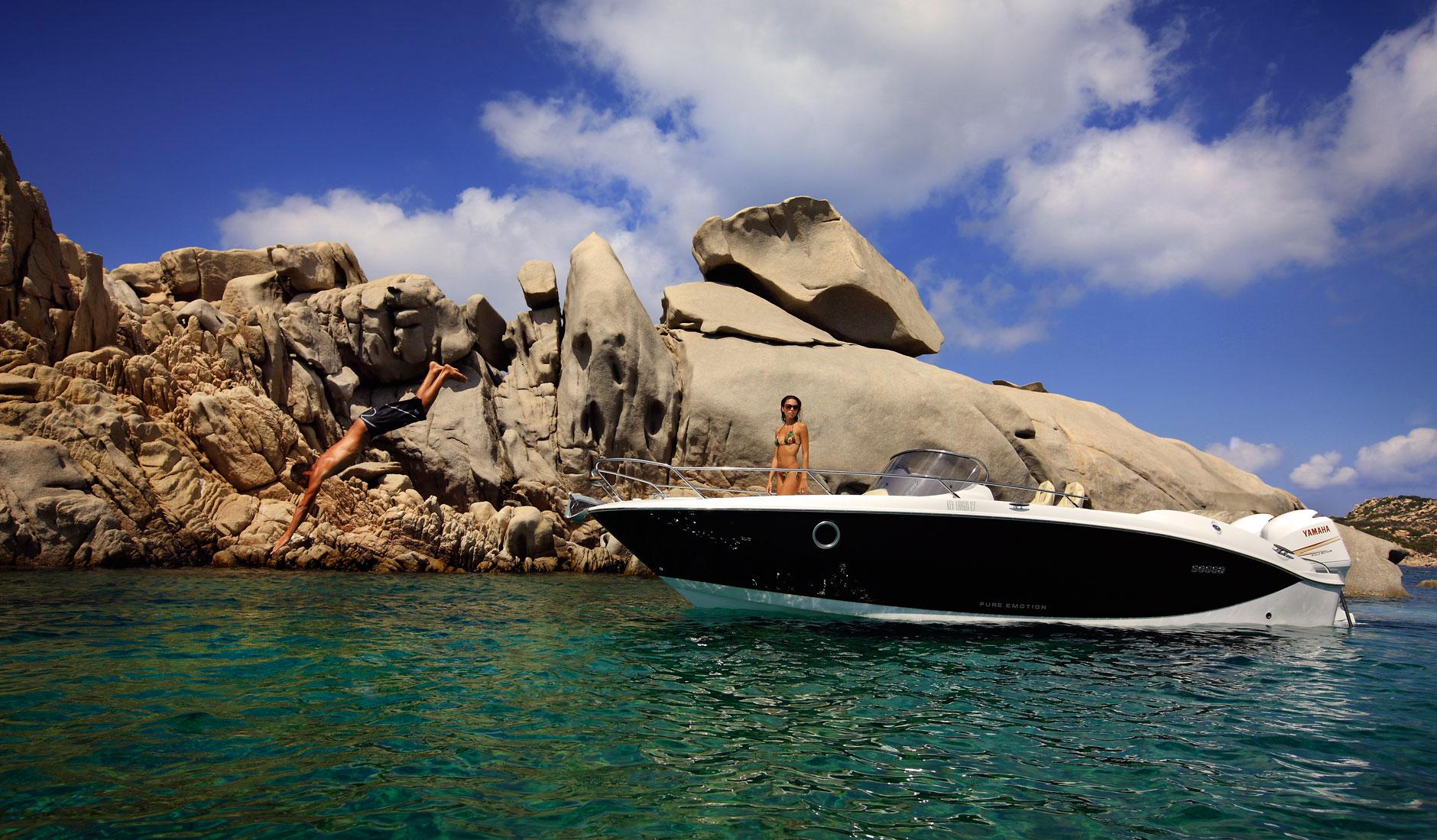 Sessa Marine Key Largo 27 Outboard Фото № 7