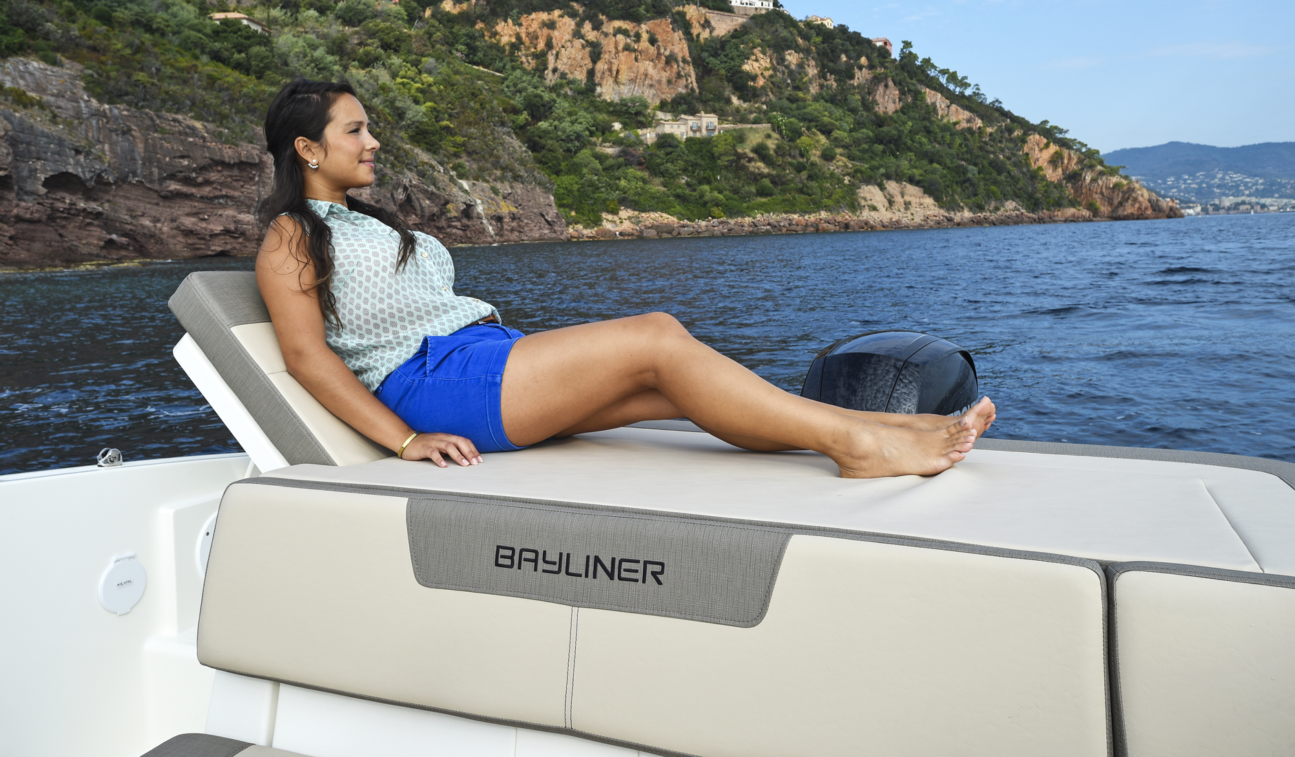 Bayliner Cuddy VR5 Фото № 15