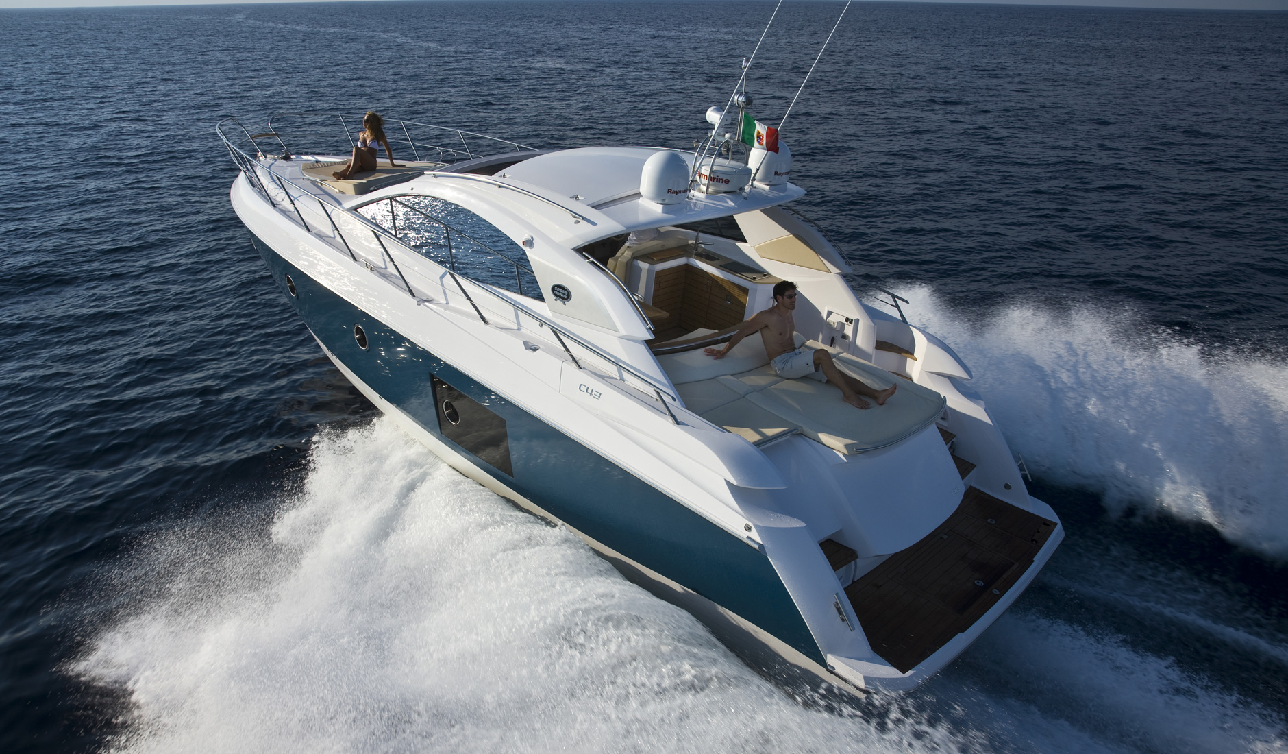 Купить Sessa Marine C43