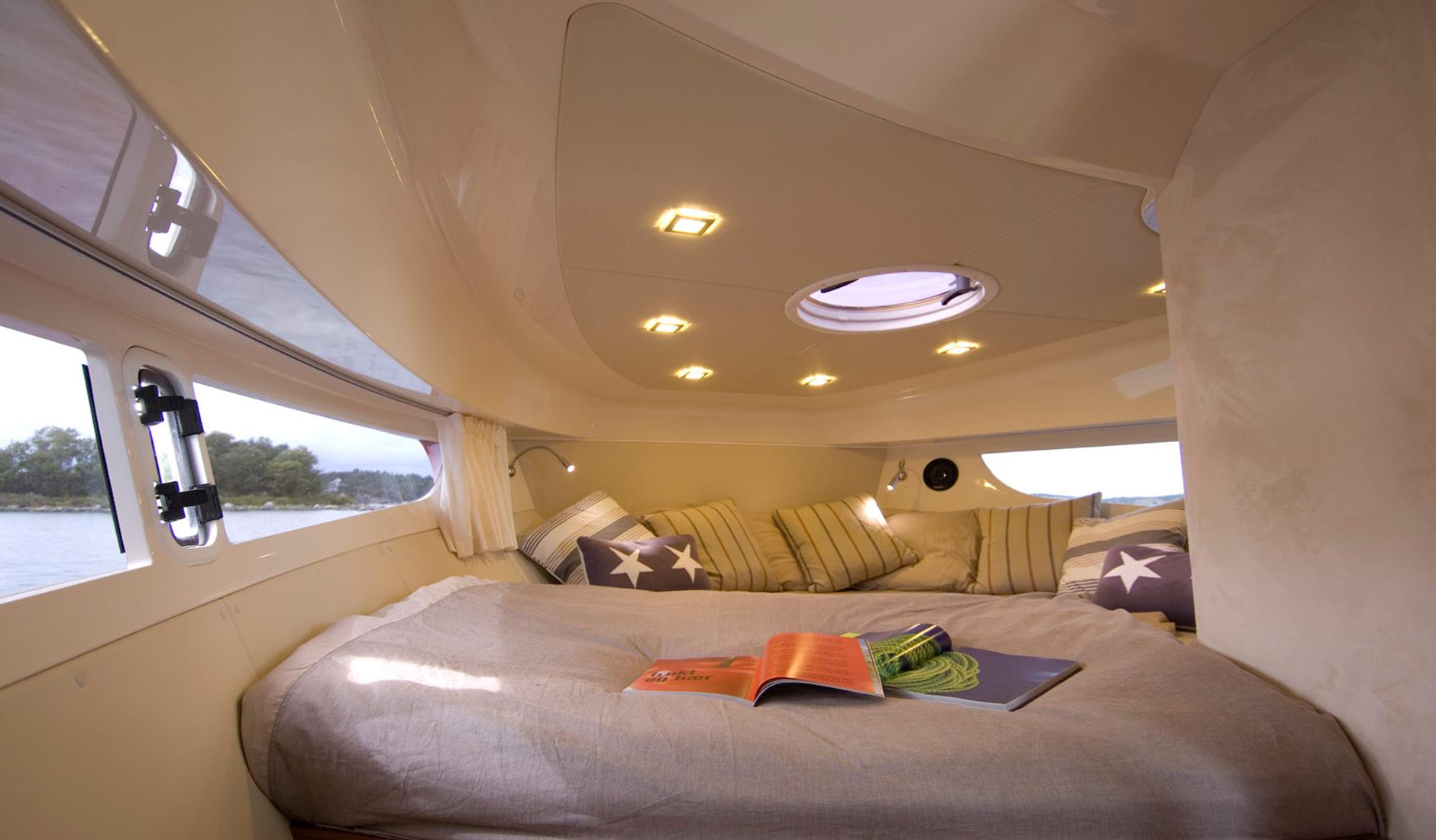Marex 320 Aft Cabin Cruiser Фото № 12
