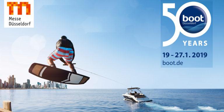 Приглашаем посетить яхтенную выставку Boot Dusseldorf 2019