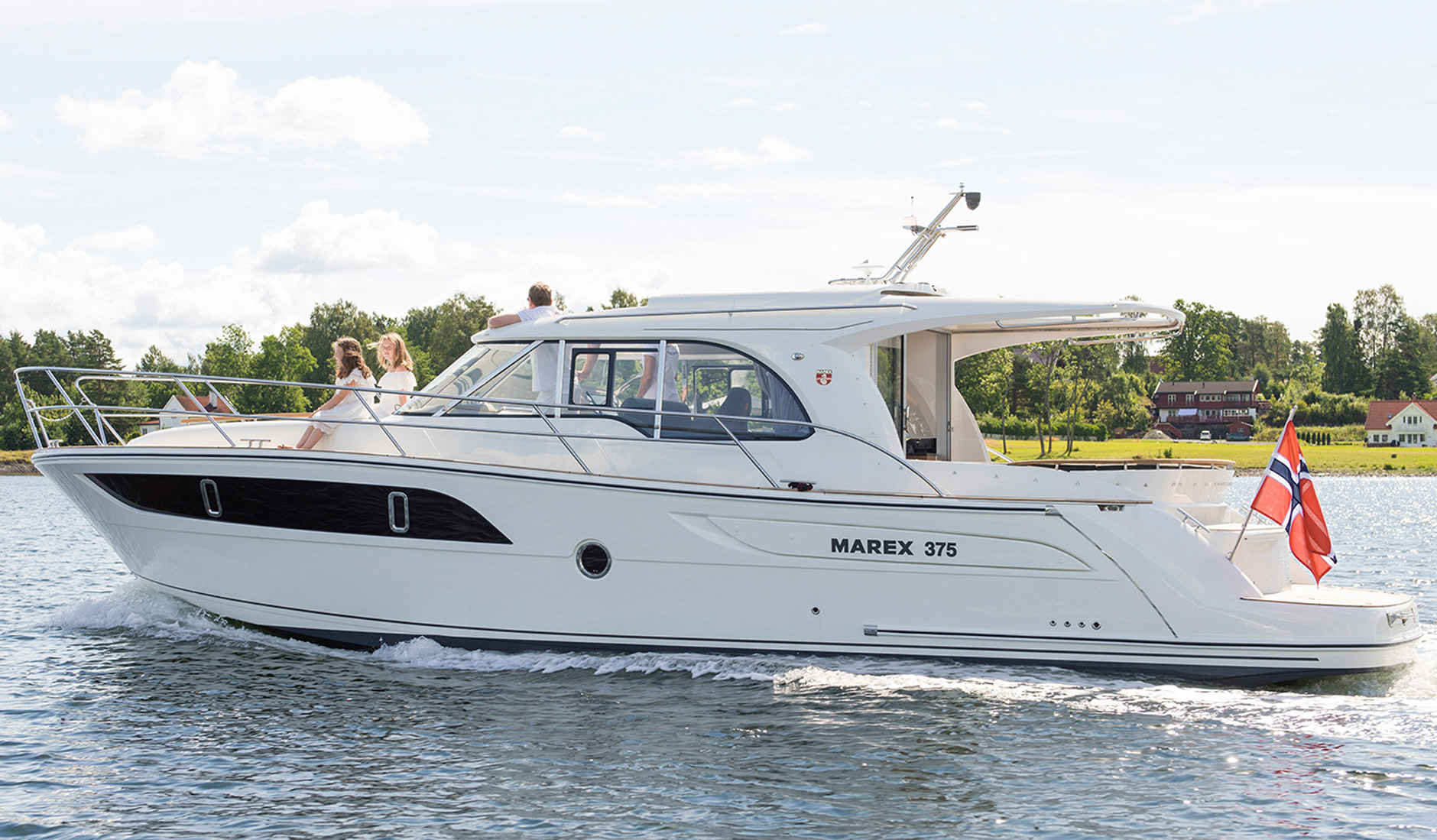 Marex 375 Фото № 2