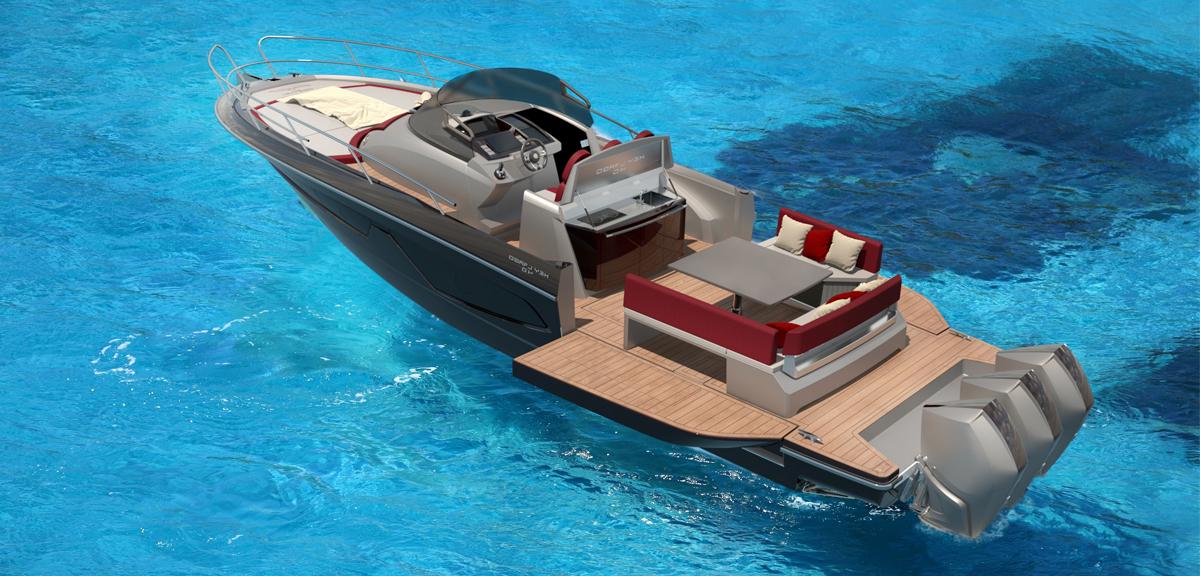 Sessa Marine Key Largo 40. Эволюция популярной линейки верфи