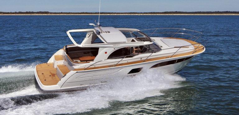 Свежий взгляд: Marex 360 Cabriolet Cruiser. Круизер или кабриолет?