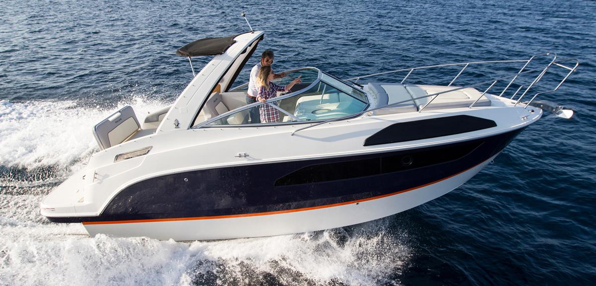 Новый катер Bayliner Ciera 8