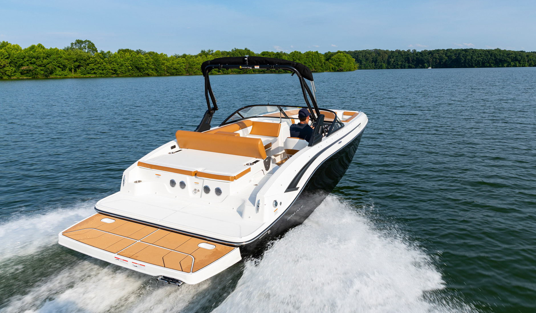 Bayliner DX 2050 Фото № 2