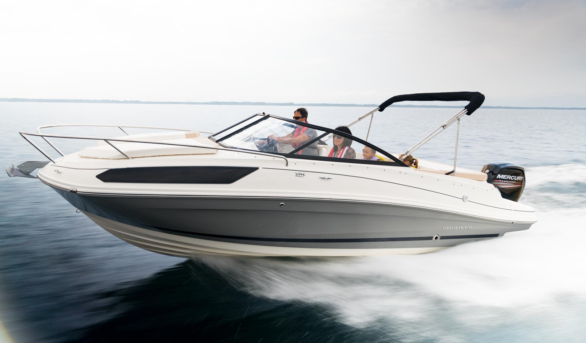 Bayliner Cuddy VR5 OB