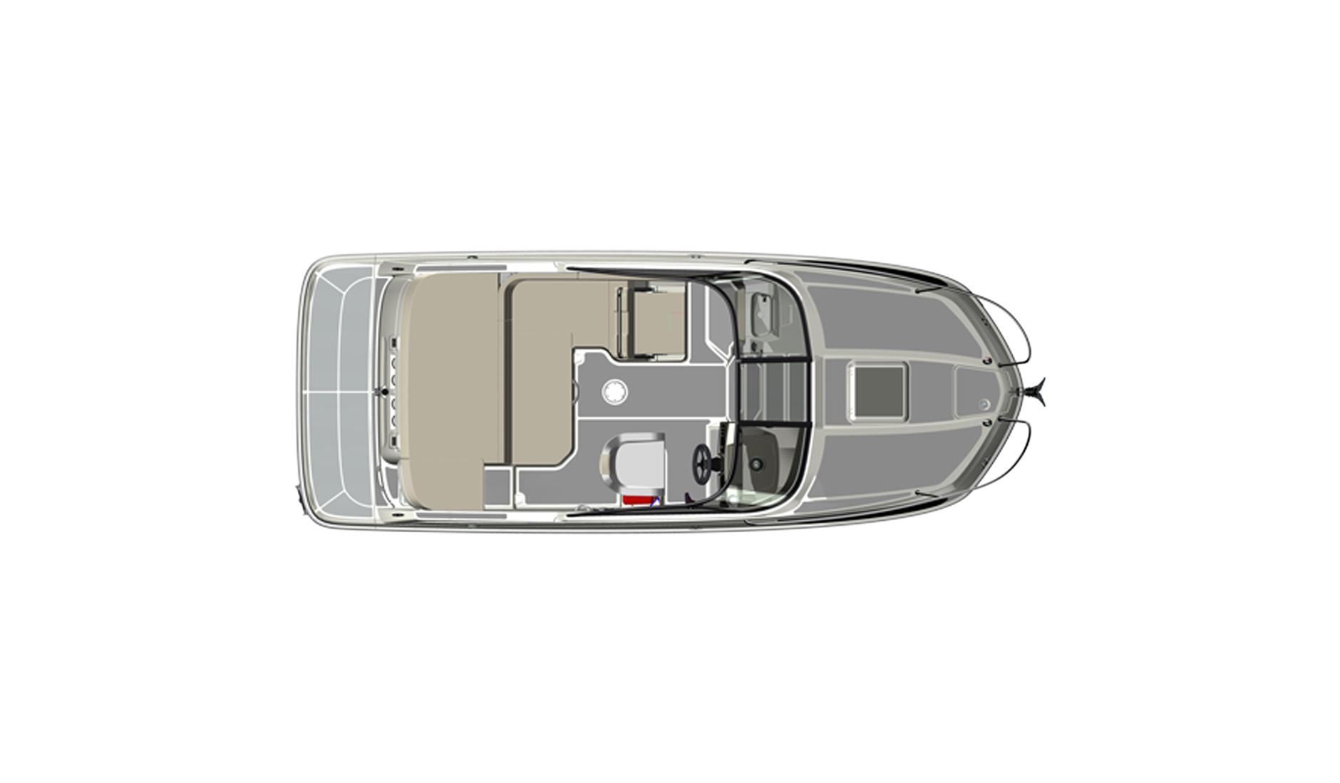 Купить Bayliner Cuddy VR5 OB