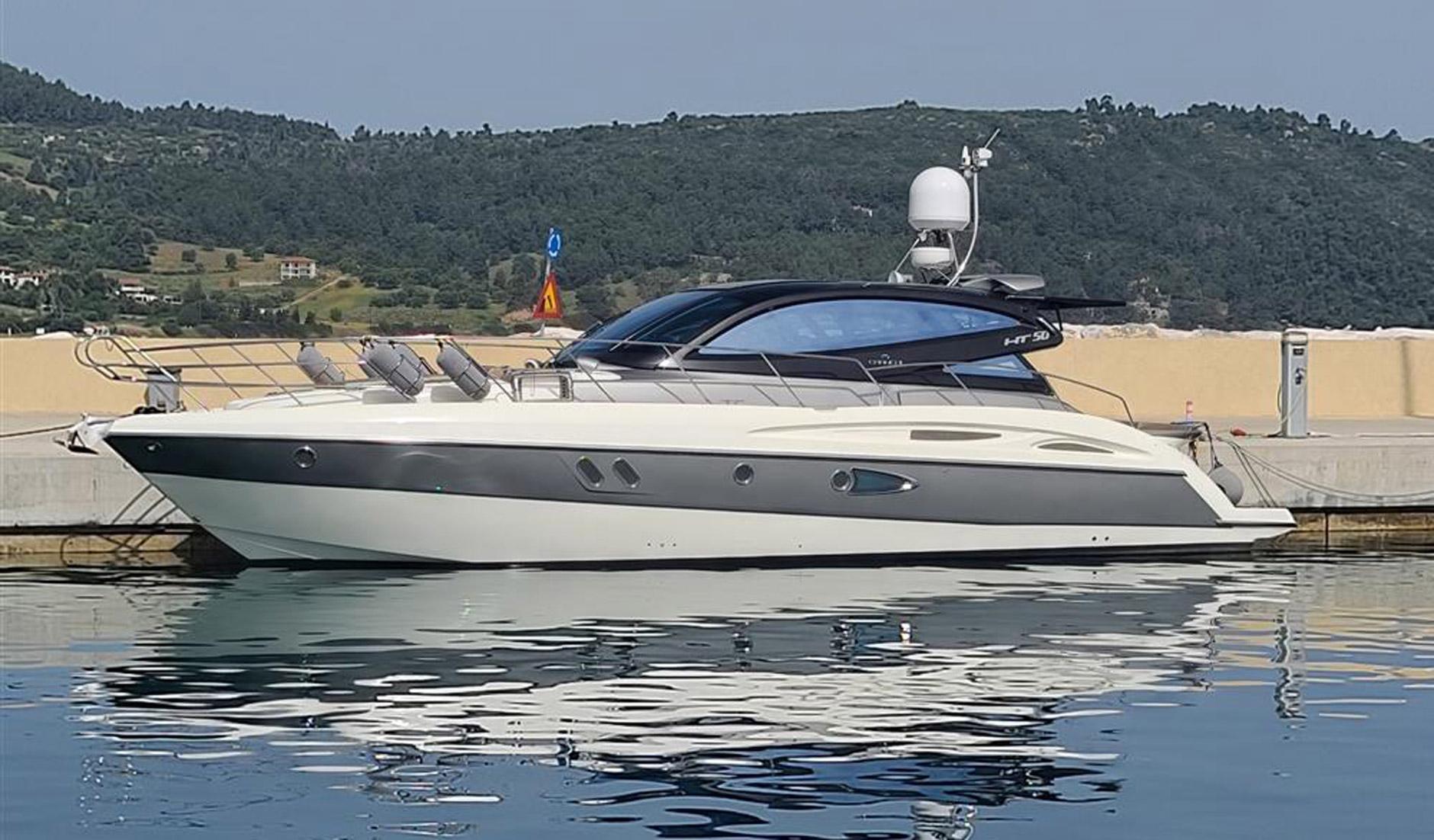 Купить Cranchi Mediterranee 50 HT
