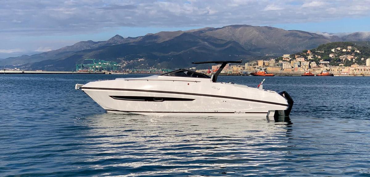 Rio Yachts Daytona. Стиль без компромиссов