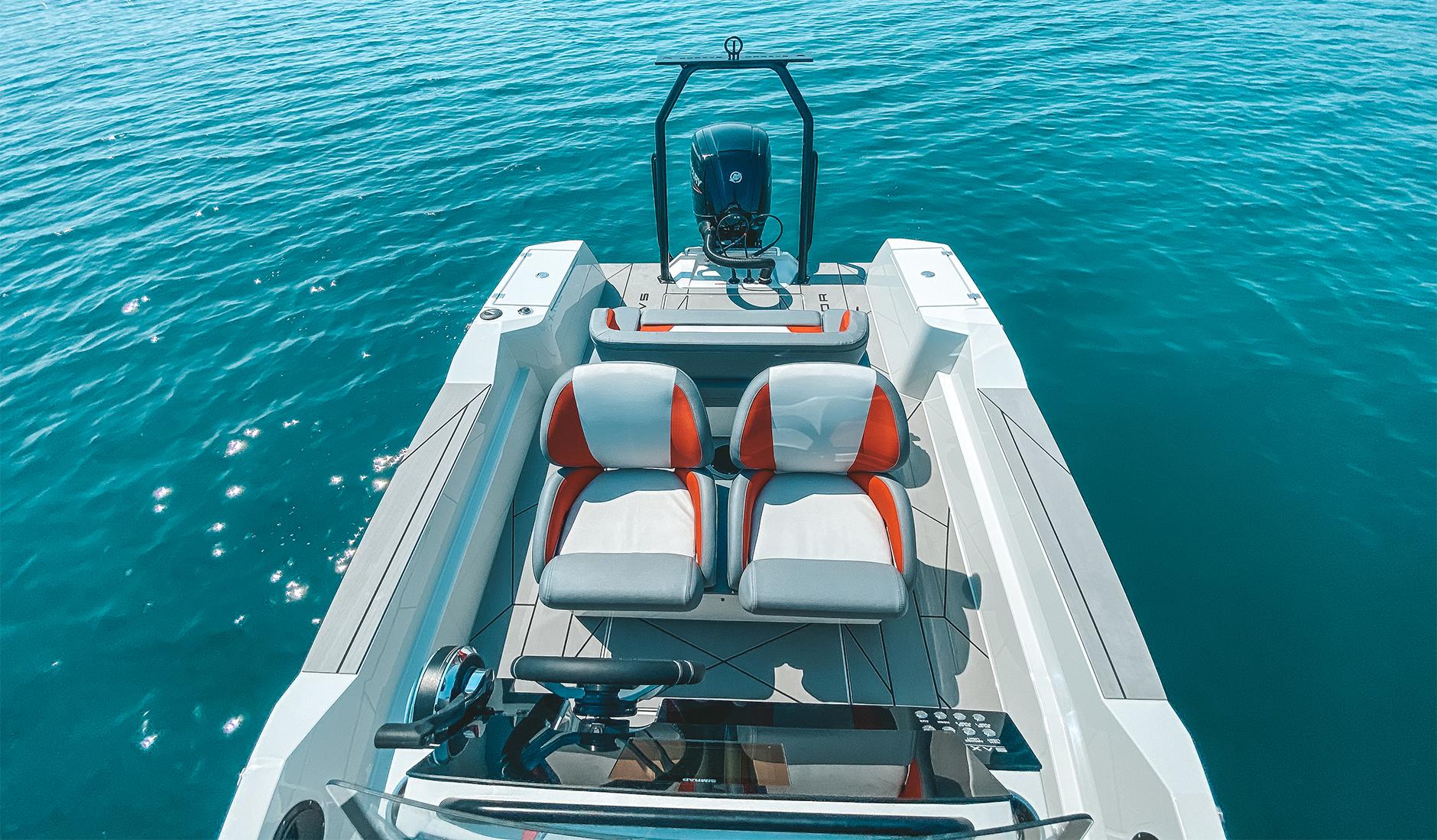 Saxdor 200 Sport Фото № 9