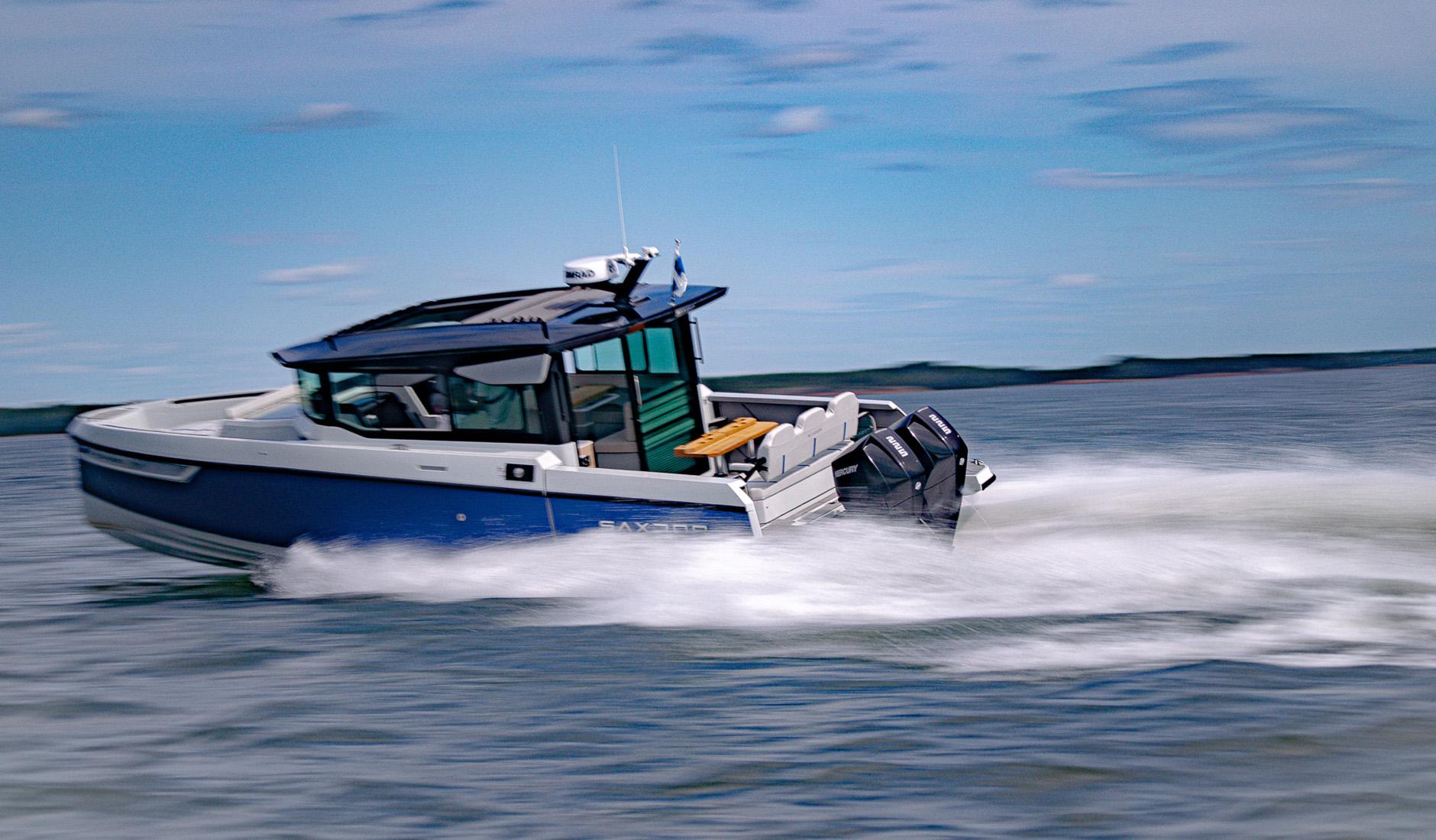 Saxdor 320 GTC Фото № 8