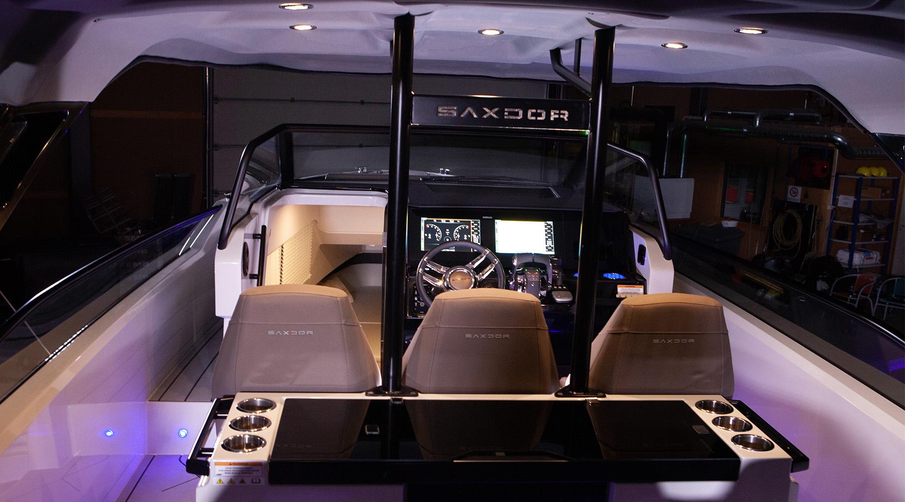 Saxdor 320 GTR Фото № 6