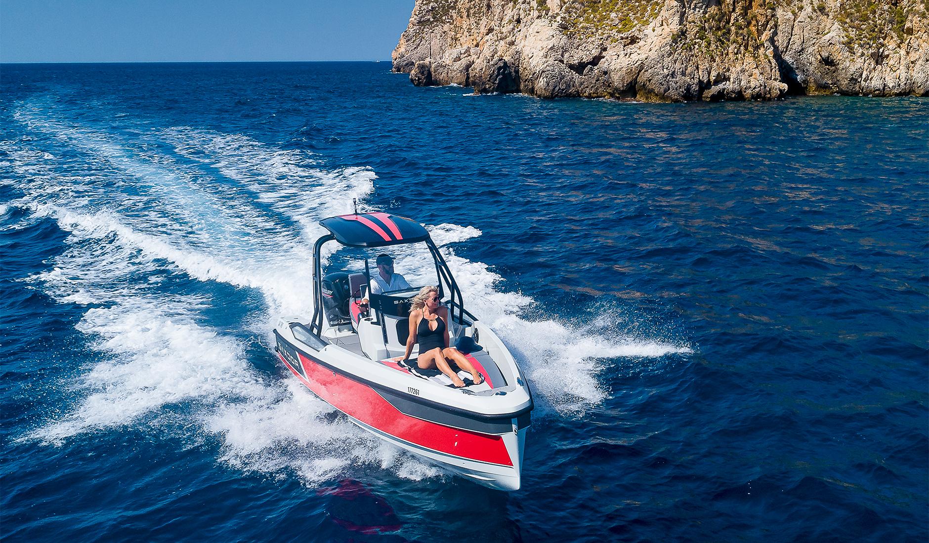 Saxdor 200 Sport Фото № 3