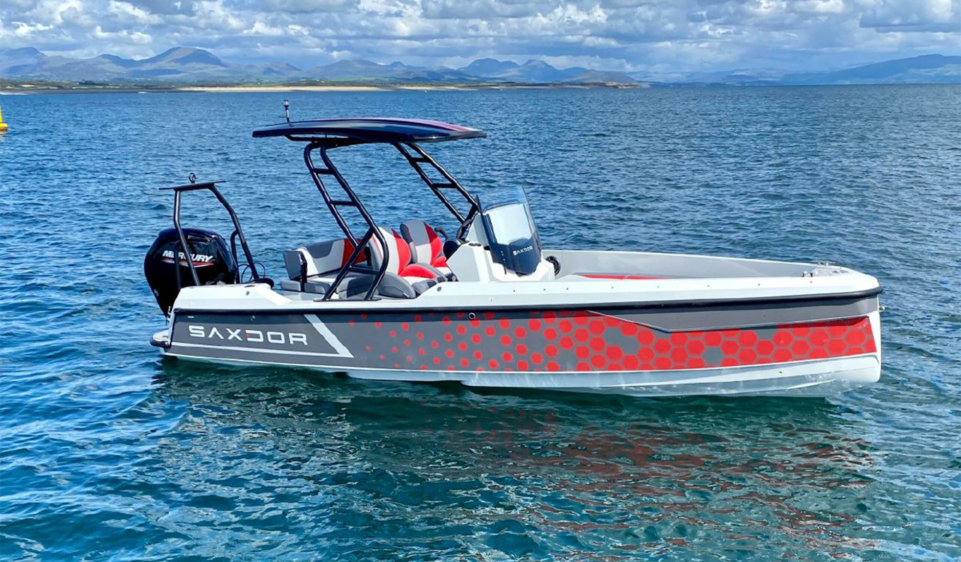 Saxdor 200 Sport Фото № 2