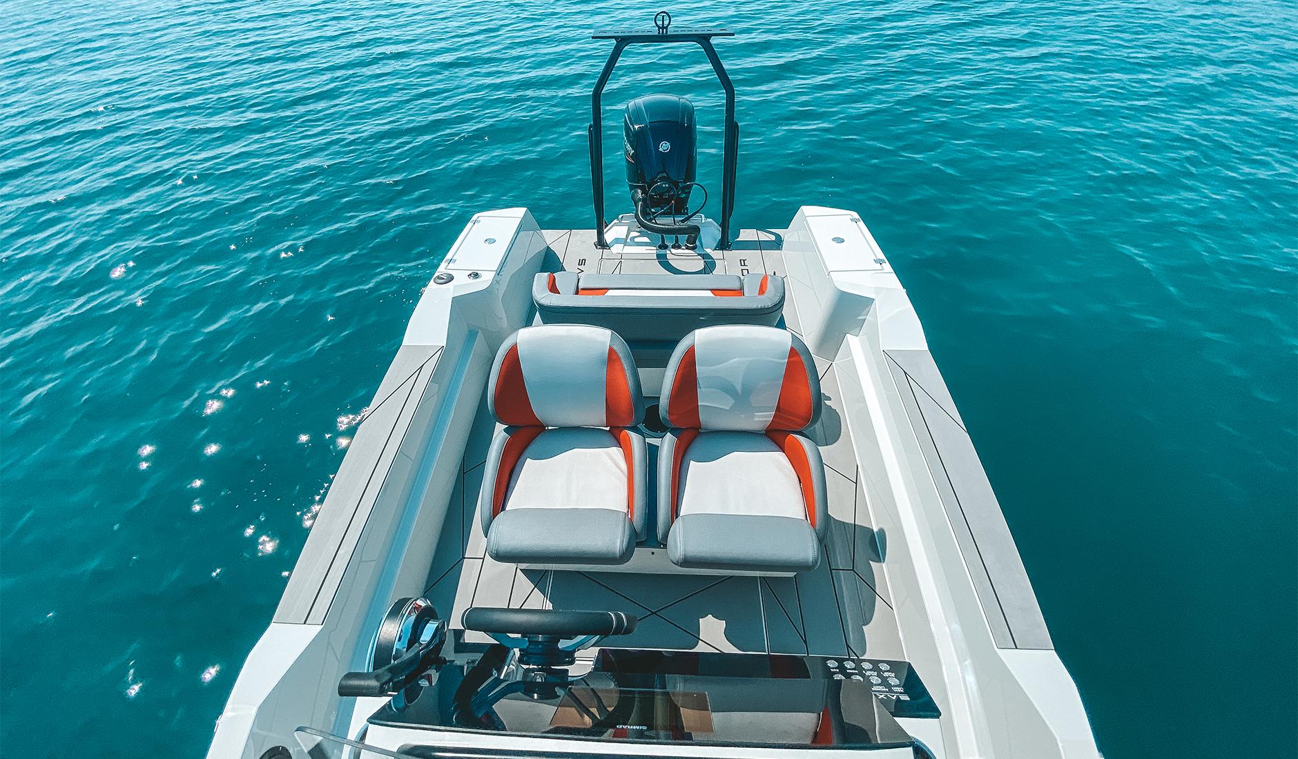Saxdor 200 Sport Фото № 5