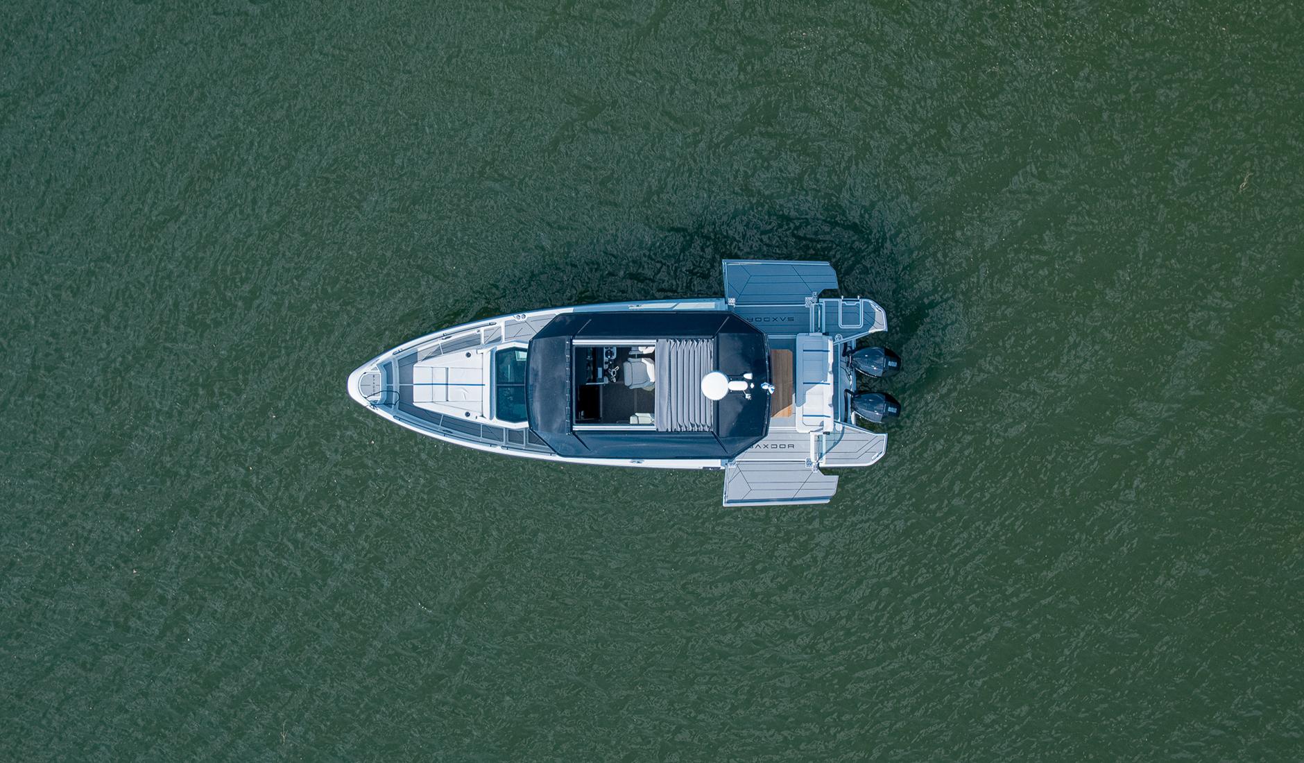 Saxdor 320 GTC Фото № 4