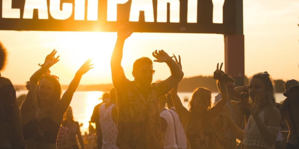 Лучшие места для вечеринок на побережье Хорватии