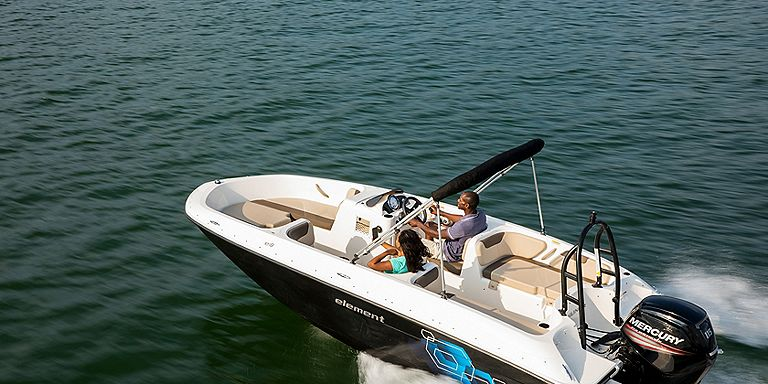 Bayliner E18 Outboard Фото № 2