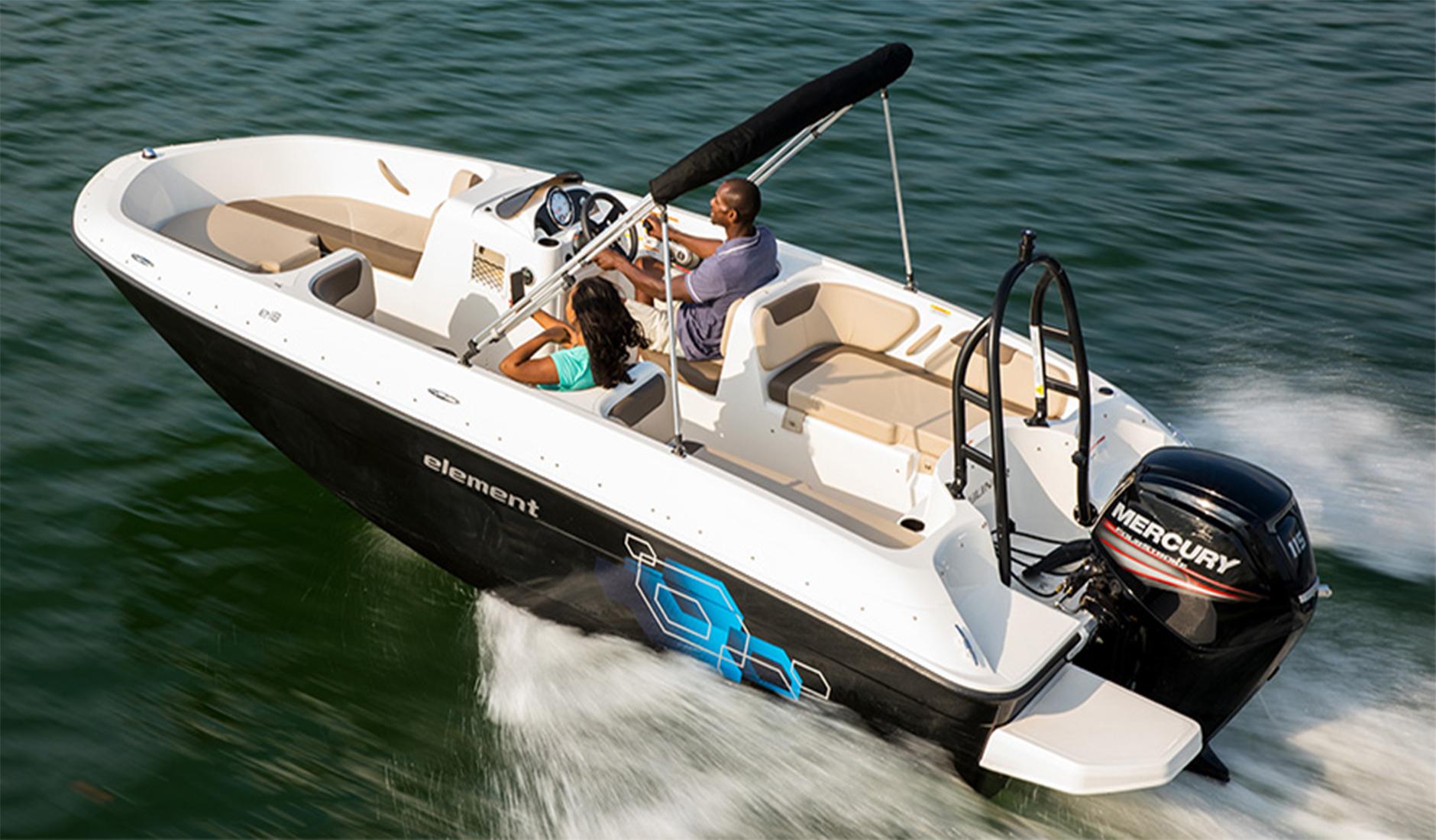 Bayliner E18 Outboard