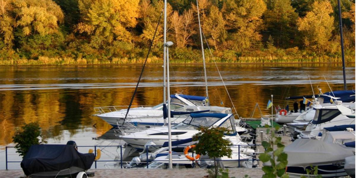 Не так уж сложно:  где и как начать отдых с семьей на своей лодке. Выпуск 1