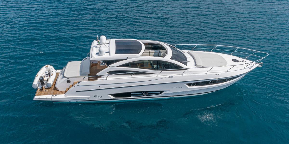 Со свежими силами: Rio Yachts Sport Coupé 56