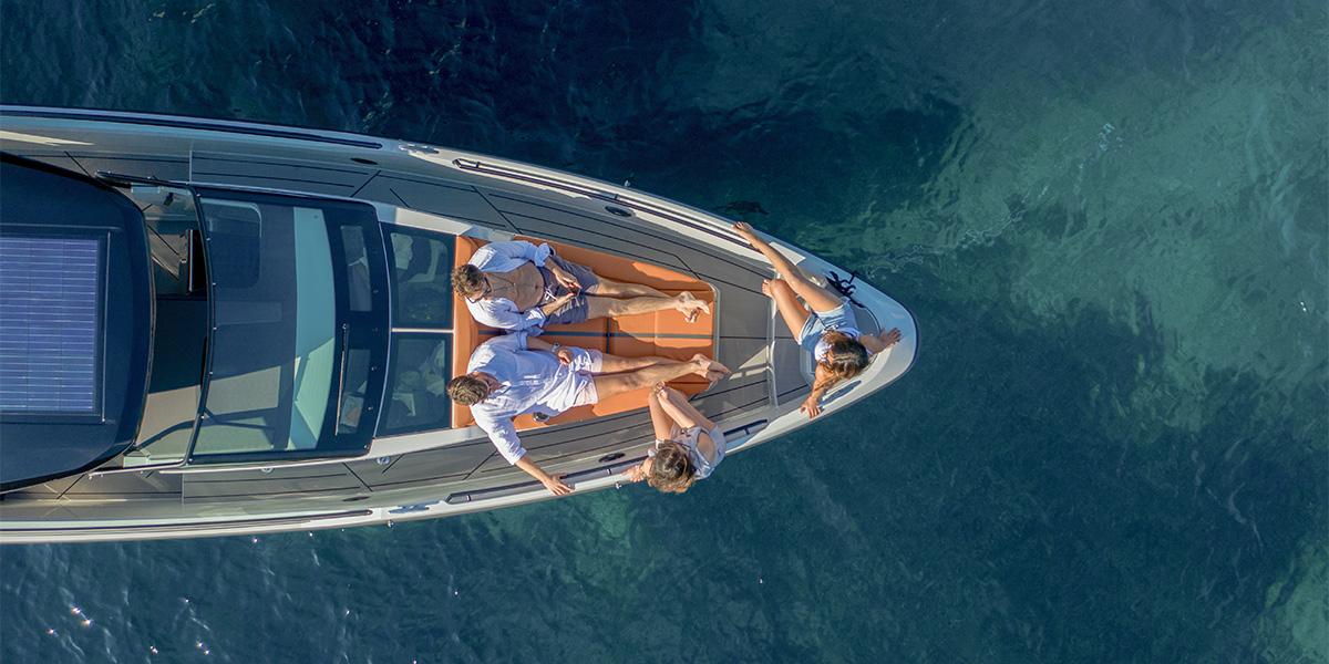 Saxdor Yachts – революция среди катеров с подвесными двигателями