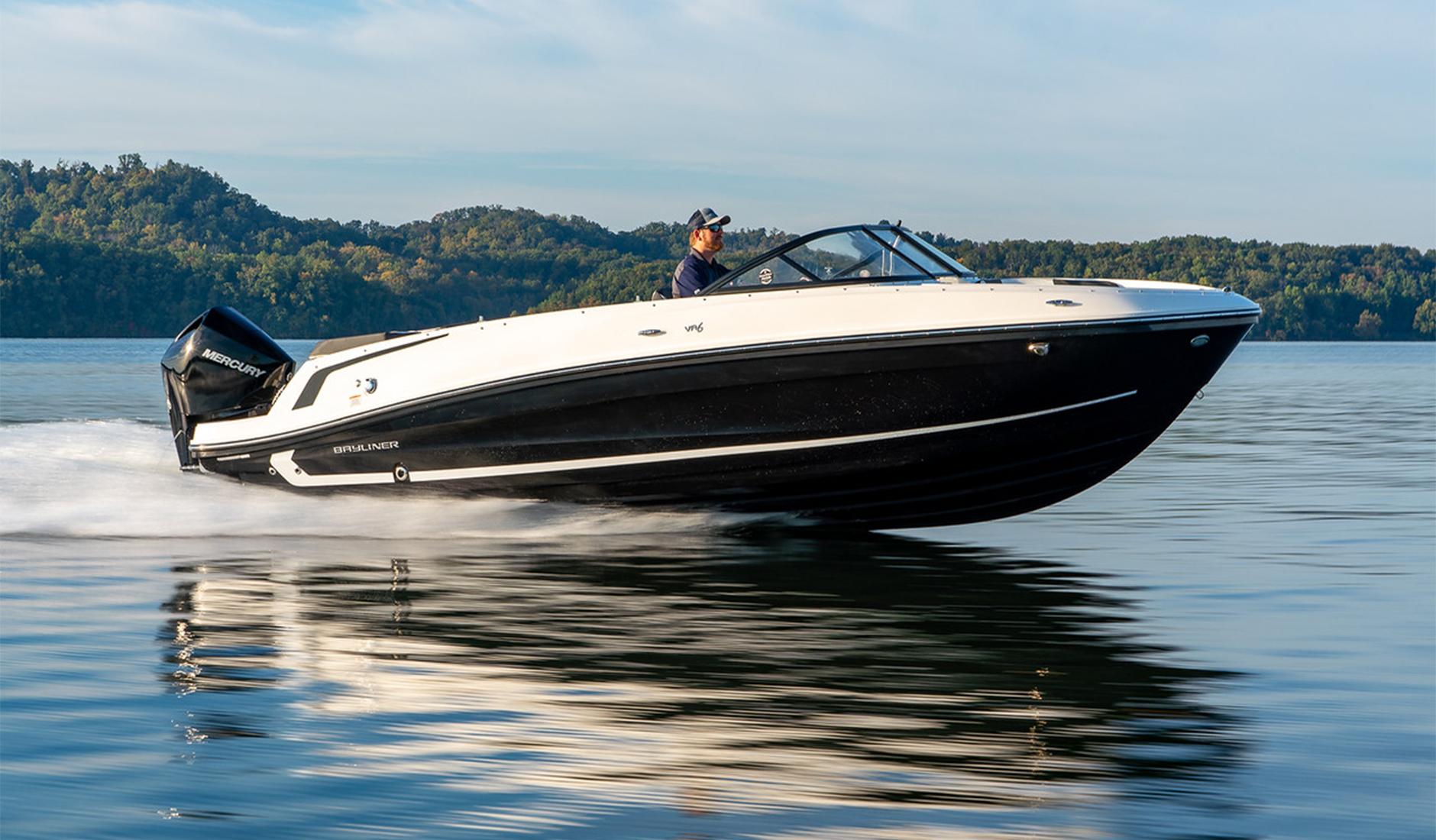 Bayliner VR6 Outboard Фото № 4